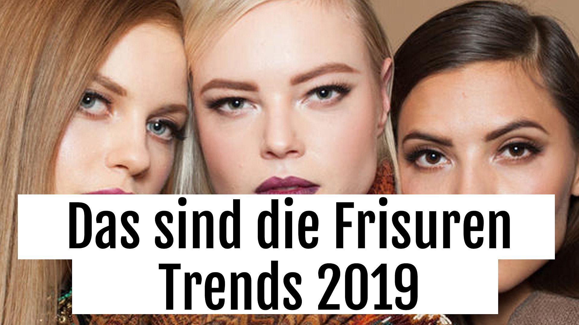 frisuren 2019: diese haarfarben und schnitte tragen wir in dieser saison