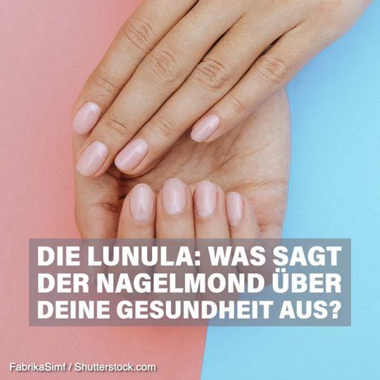 Lunula Das Sagt Sie über Deine Gesundheit Aus