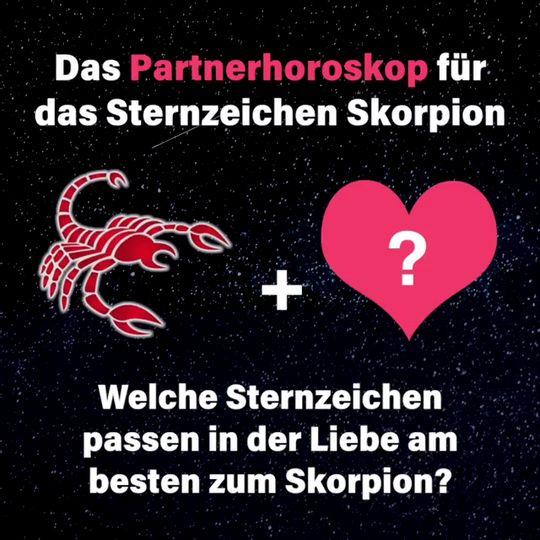 sternzeichen löwe aszendent skorpion partner