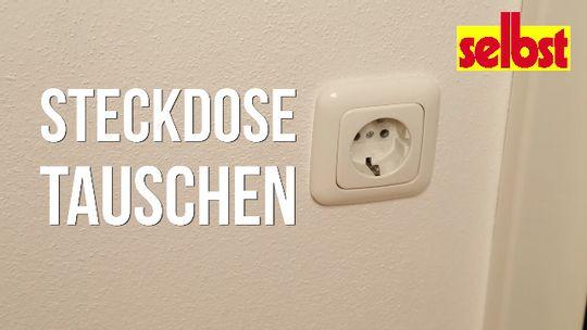 Steckdose einbauen | selbst.de