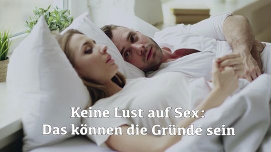 mein mann hat keine lust mehr auf sex