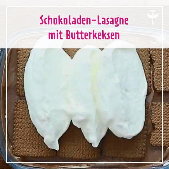 Schokoladen-Lasagne - so einfach geht\'s | LECKER