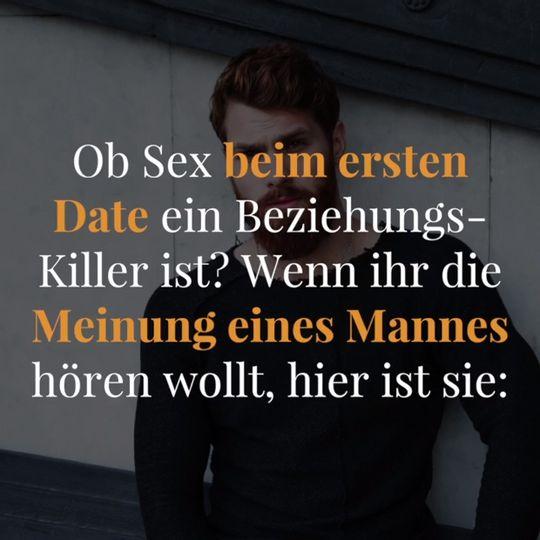 beim ersten date sex