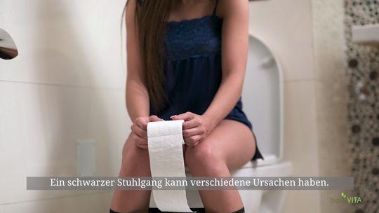 Schwarzer Stuhlgang Ursachen Behandlung