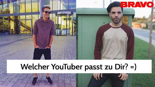 Test Dieser Youtuber Passt Perfekt Zu Dir Bravo