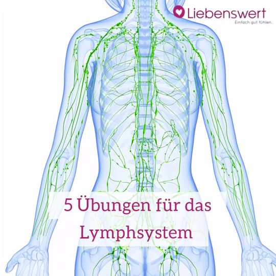 Angeschwollene Lymphknoten: Was Sie dagegen tun können