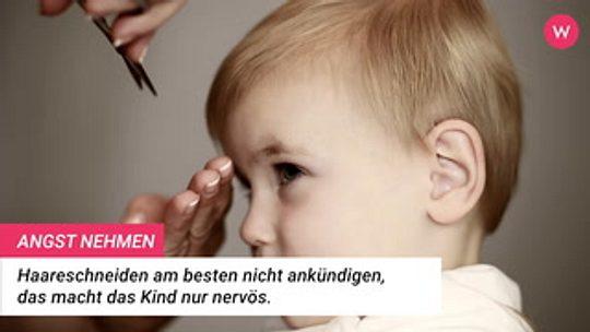 Kindern Selbst Die Haare Schneiden So Einfach Geht S