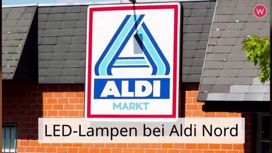 Aldi Nord Der Discounter Hat Jetzt Verschiedene Led Lampen Im Angebot