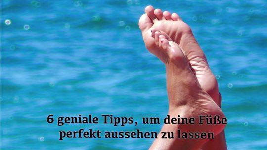 Im Test Top Methoden Für Schöne Füße