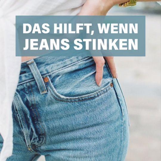 Jeans Gefrierfach