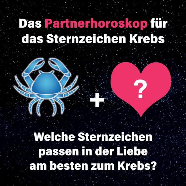 Partnerhoroskop Krebs Skorpion Ein Wunderbares Gefühl