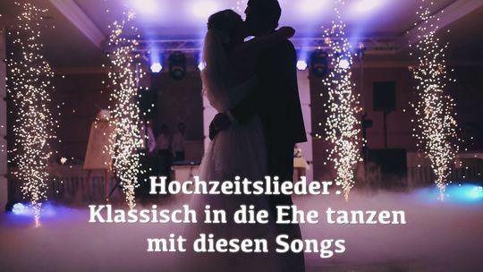 Hochzeitslieder Top 10 Beliebte Hochzeitslieder Fur Die Trauung