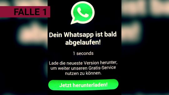 FalleNachricht Adidas Gewinnspiel Whatsapp Wm Zur Ist Phishing Über eD9IYWEH2