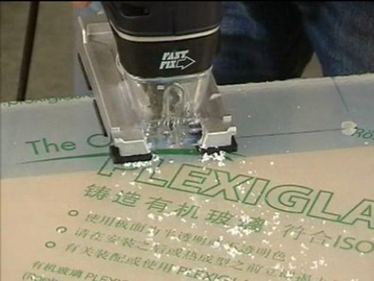 Gut gemocht Plexiglas schneiden | selbst.de QE41
